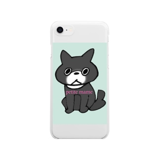 petite mame 2 Clear smartphone cases
