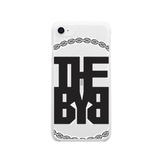 THE BYB  Clear smartphone cases