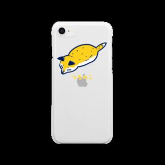 TORIDORI/tamaのつちのこクリアスマートフォンケース
