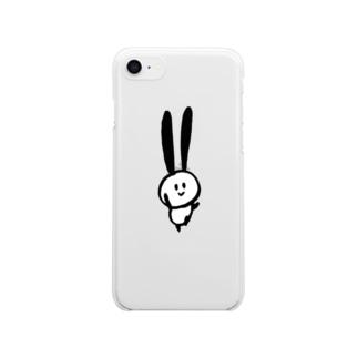 おりゃーっ Clear smartphone cases