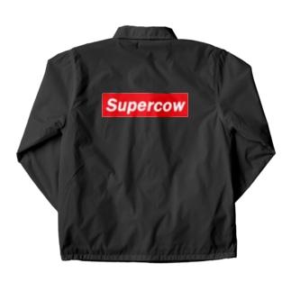 Supercow 2 コーチジャケット