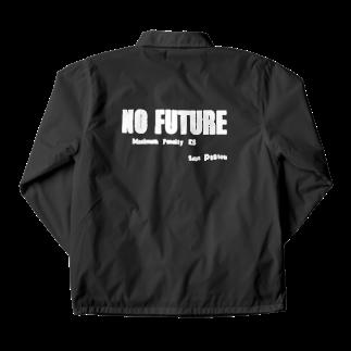 ShineのNO FUTURE 70S コーチジャケット
