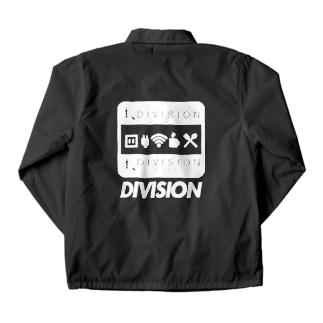DIVISION_STAFF専用 コーチジャケット