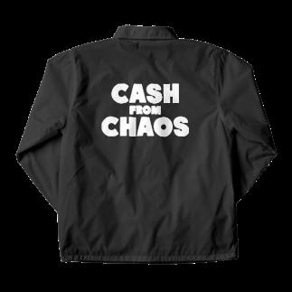 ShineのCASH FROM CHAOS コーチジャケット