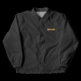 NORICOPOのピザハム(片面印刷) Coach Jacket