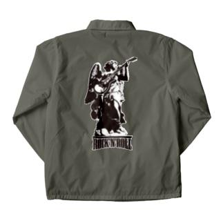天使のロック Coach Jacket