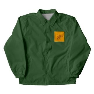 FUKUI CURRY CLUB ロゴ Coach Jacket