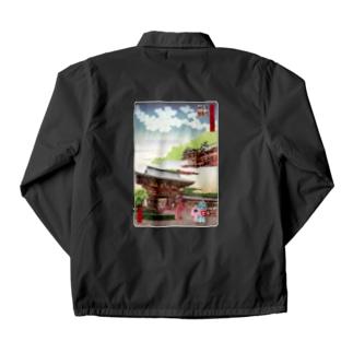 名所佐賀百景「祐徳稲荷神社」 コーチジャケット