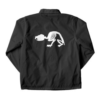 岩狸:骨 コーチジャケット