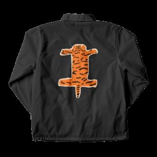 明季 aki_ishibashiの虎の敷物 Coach Jacket