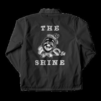 ShineのShine buffoon Coach Jacket