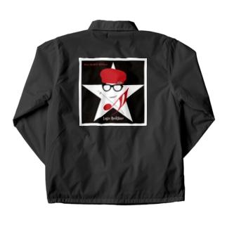 Logic RockStar Black Icon コーチジャケット