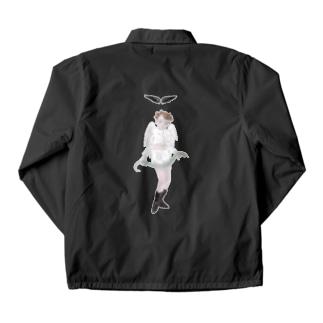 angel / no.02 Coach Jacket