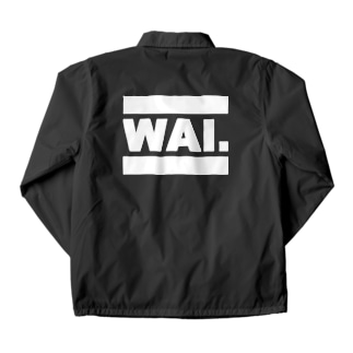 WAIジャケット Coach Jacket