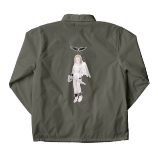 angel / no.03 Coach Jacket