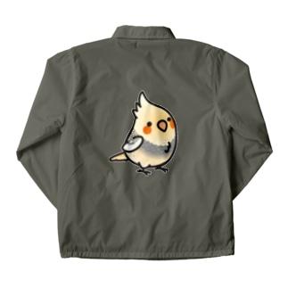 Chubby Bird オカメインコ コーチジャケット