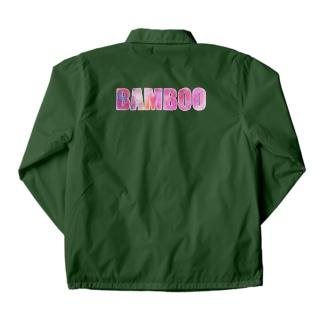 BAMBOO T コーチジャケット