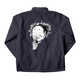 安倍平men Coach Jacket