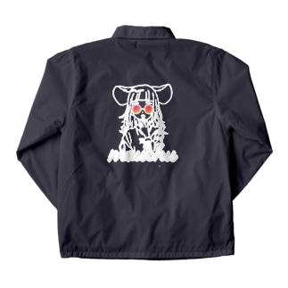 mauchu コーチジャケット