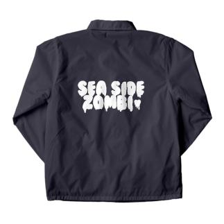 SEA SIDE ZOMBIE コーチジャケット