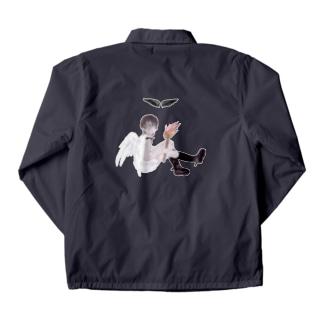 angel / no.01 Coach Jacket