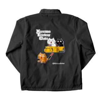 ネコ兄弟 tXTC_36 Coach Jacket
