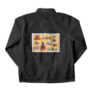 ぶらり岡崎2 Coach Jacket