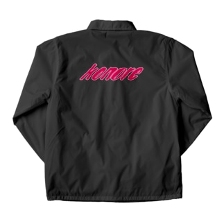 konore Logo series Coach Jacket