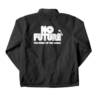 ShineのNO FUTURE Coach Jacket
