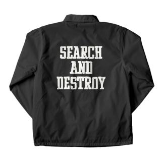 SEARCH&DESTROY Coach Jacket