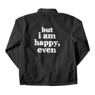 but i am happy, even Coach Jacket