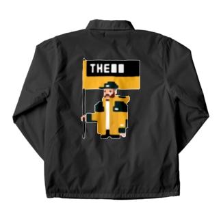 ザ・ノース・◼️ Coach Jacket