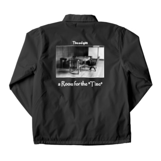 """a Room for the """"Time"""" ~ BW Coach Jacket"""