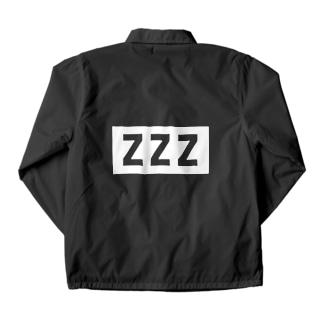Sleeping Dog [White] Coach Jacket