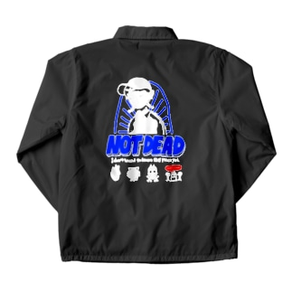 NOT DEAD Coach Jacket