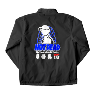スドウ創太のNOT DEAD Coach Jacket
