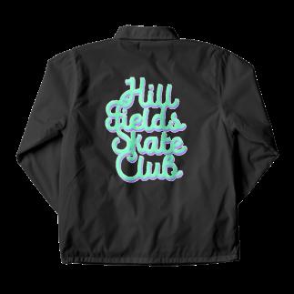 ヒルティのHill Fields Skate Club コーチジャケット