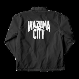 inazuma.co.jpのINAZUMA CITY Coach Jacket