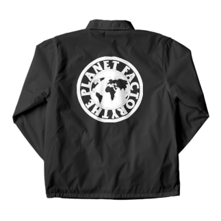 THE PLANET FACTORY Coach Jacket