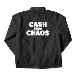 CASH FROM CHAOS Coach Jacket