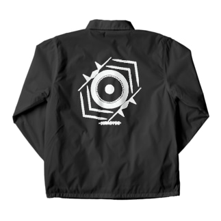 ΔΩPEAN -Speaker- Coach Jacket