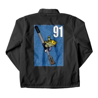 ひよこ91 Coach Jacket