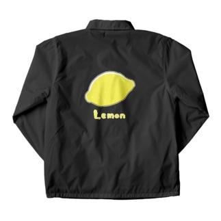 Lemon 両面 Coach Jacket