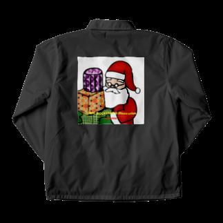 Logic RockStar  illustration Official StoreのLOGIC ROCKSTAR  ORIGIN Coach Jacketの裏面