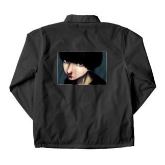 鼻血 Coach Jacket