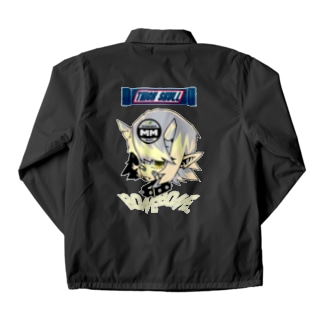 THICK SKULL Coach Jacket