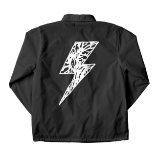THUNDER PUNK Coach Jacket