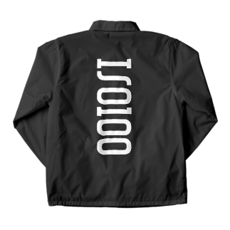iso100 Coach Jacket