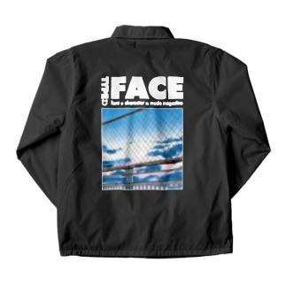 TYPE:)FACE 想像:O Coach Jacket