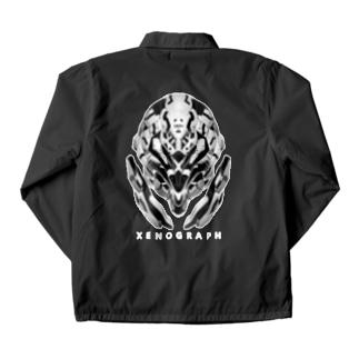 Dominator_Black Coach Jacket